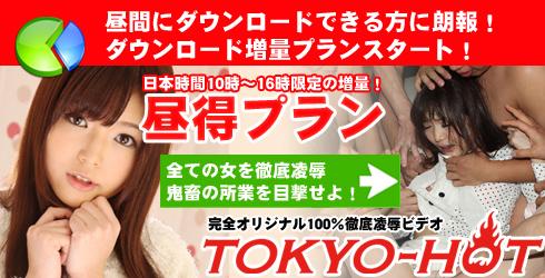 昼得プラン:TOKYO-HOT 東京熱